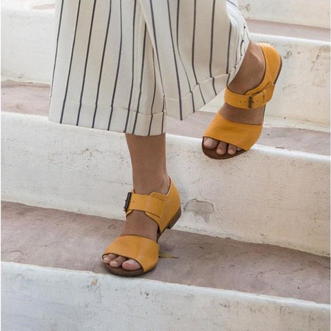 Women's Casual Low Heel Summer Sandals