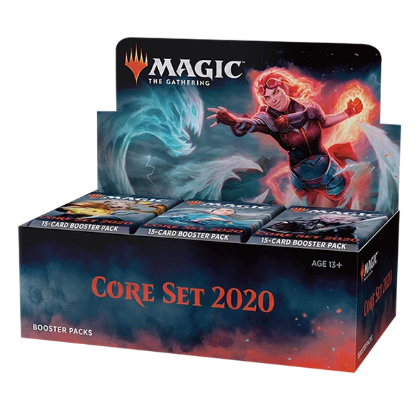 Magic The Gathering: Core Set 2020 Booster Box