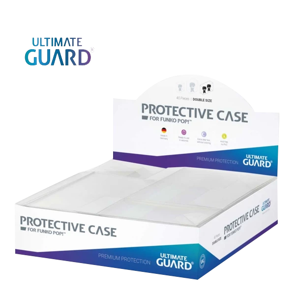 Ultimate Guard: Protective Case For Funko POP!: Double Size