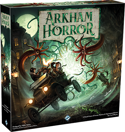 Arkham Horror: Third Edition (Sale Price at Checkout)