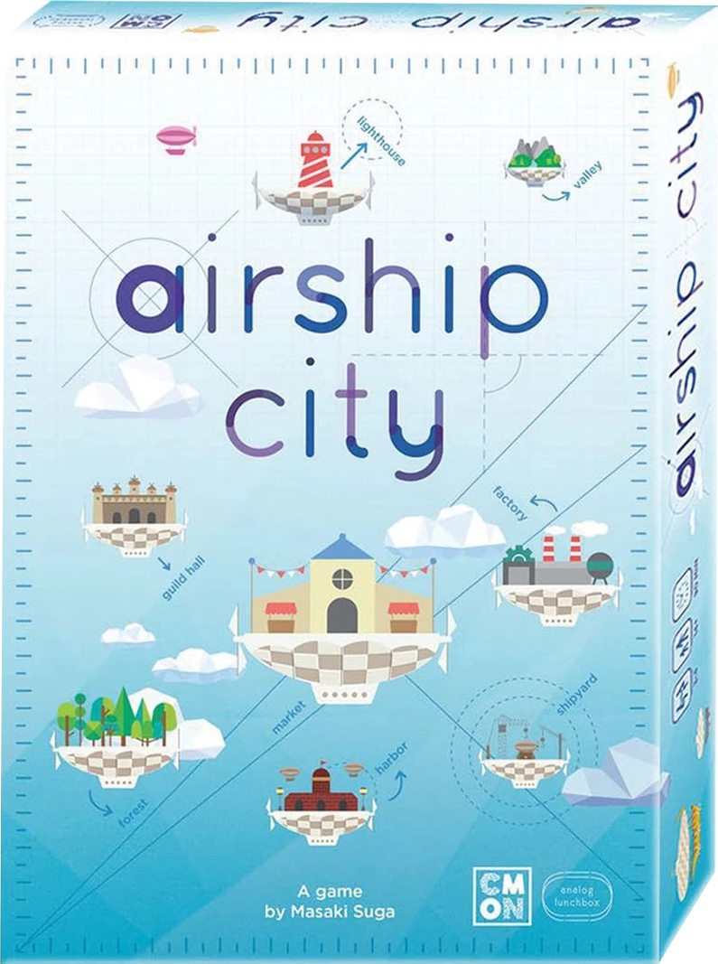 Airship City (Sale Price at Checkout)