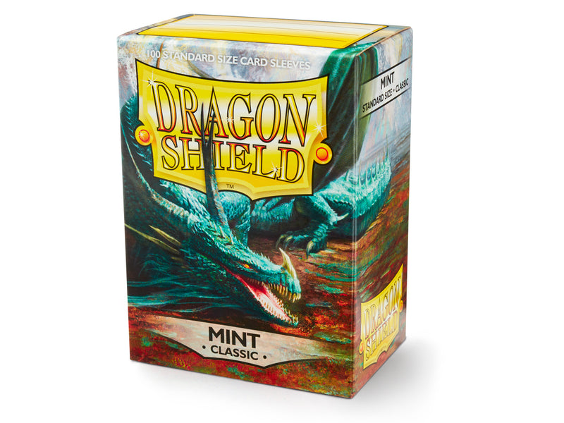 Dragon Shield: Classic Mint Standard Size Sleeves