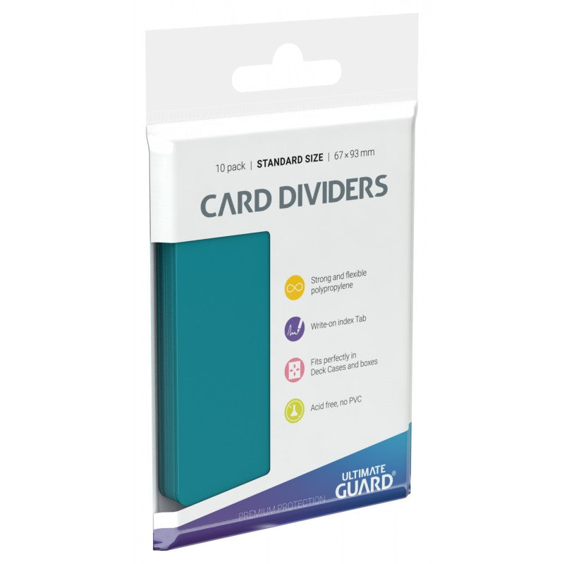 Ultimate Guard: Card Dividers - Petrol