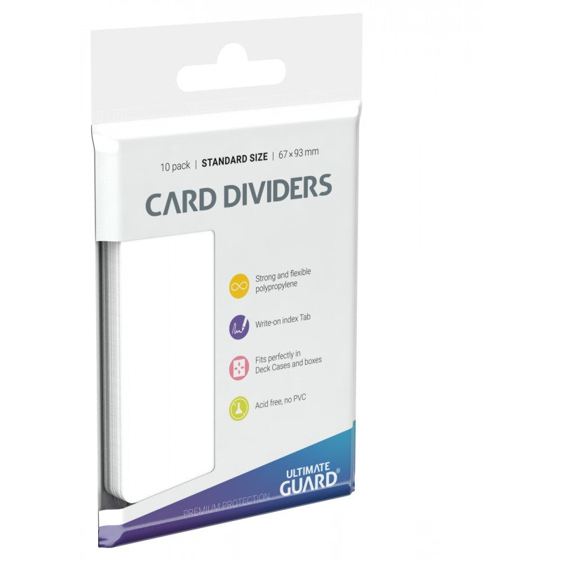 Ultimate Guard: Card Dividers - Sand