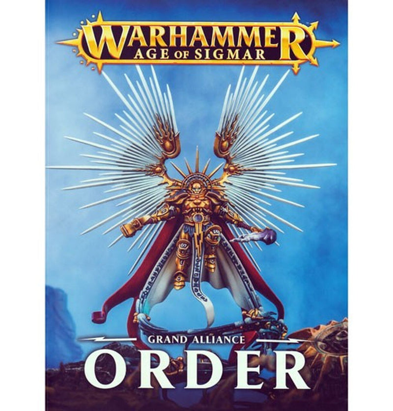 Warhammer Age Of Sigmar: Grand Alliance Sofctover