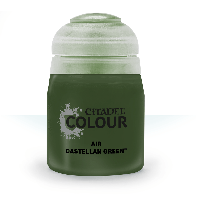 Citadel: Air Castellan Green