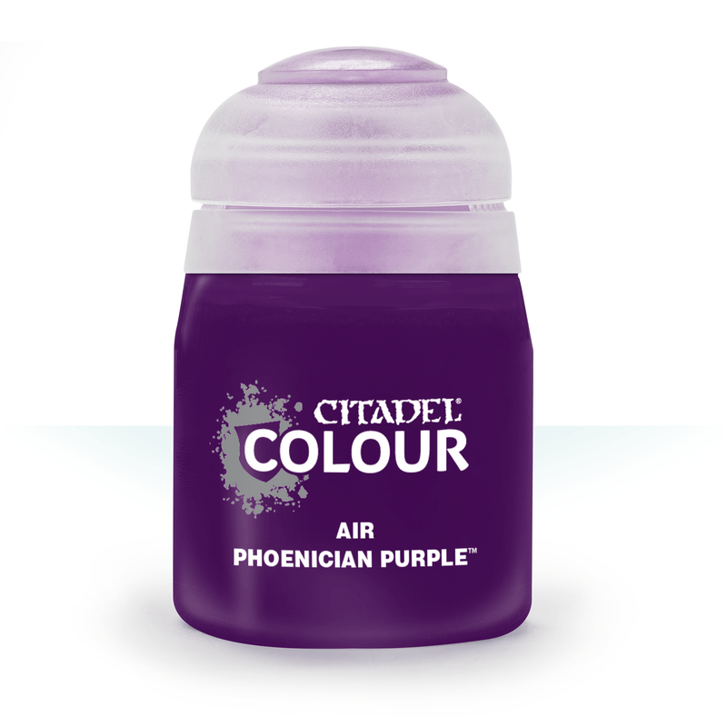 Citadel: Air Phoenician Purple