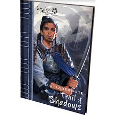 Legend Of The Five Rings: Trail Of Shadows (Hardcover)
