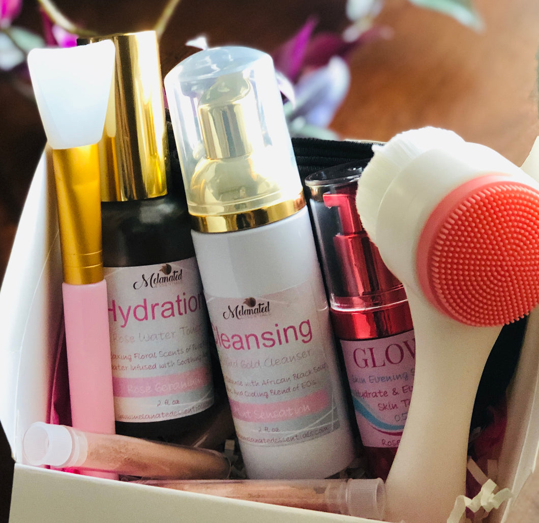 Herbal Spa Gift Set