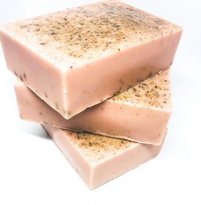 """Silk Me Smooth"" Natural Soap Bar"
