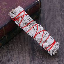White Sage American California White Sage Smudging Wands Sticks for Home Room Leaf Smoky Purification (32g Heavy Small Bundle) - Melanated Essentials