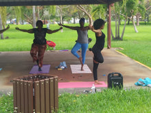 Vibe and Flow Yoga - Melanated Essentials