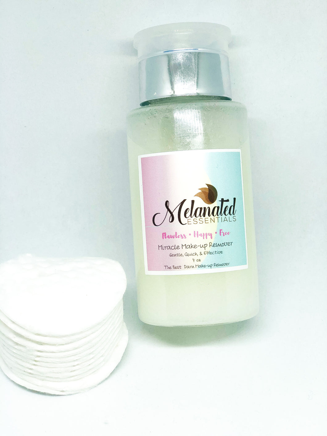 Miracle Make-up Remover - Melanated Essentials