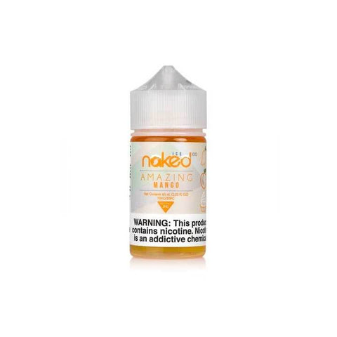 Amazing Mango - Naked 100 - 60mL Vape Juice
