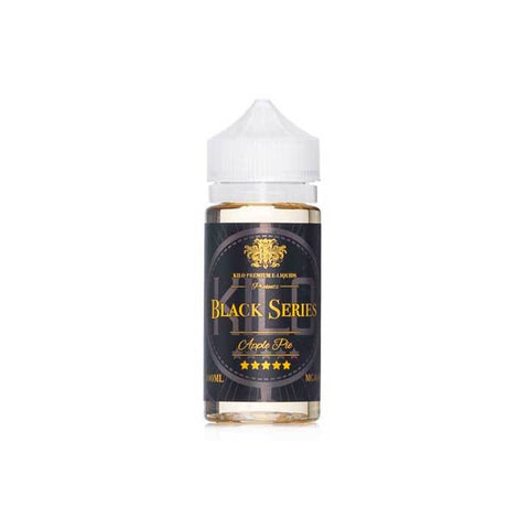 Apple Pie - KILO Black Series - 100ml Vape Juice