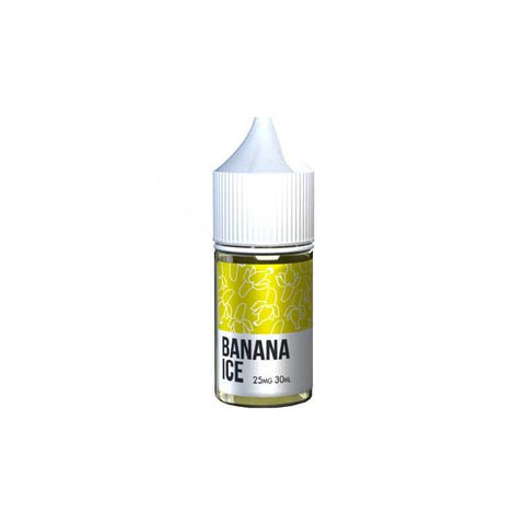 Banana ICE - Saucy - 30ml Salt Nic