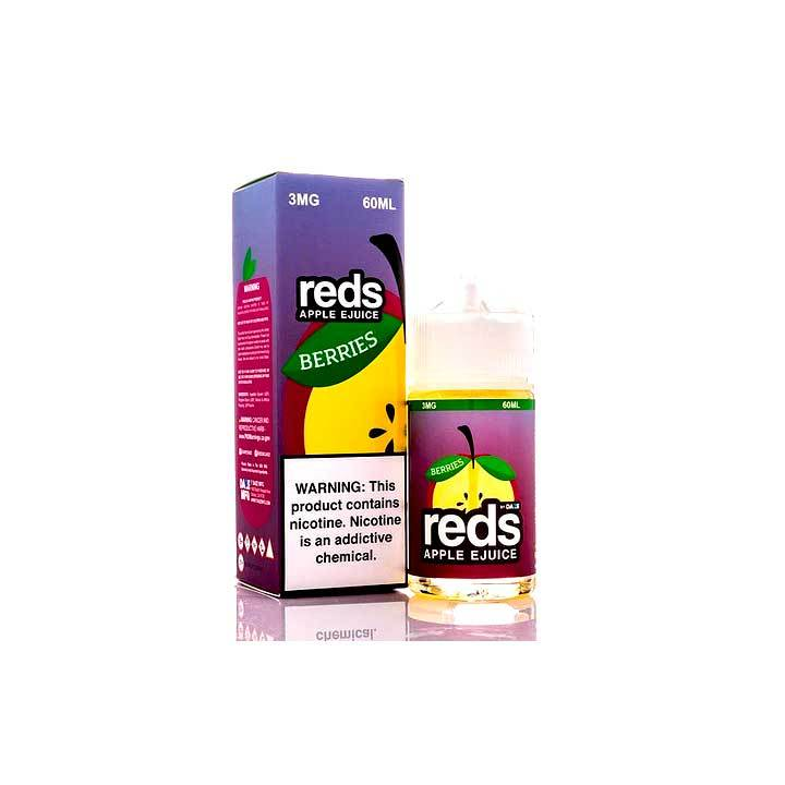 Berries Reds Apple eJuice - 7 Daze - 60mL Vape Juice