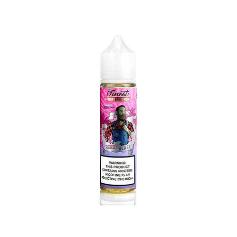 Berry Blast - The Finest - 60mL Vape Juice