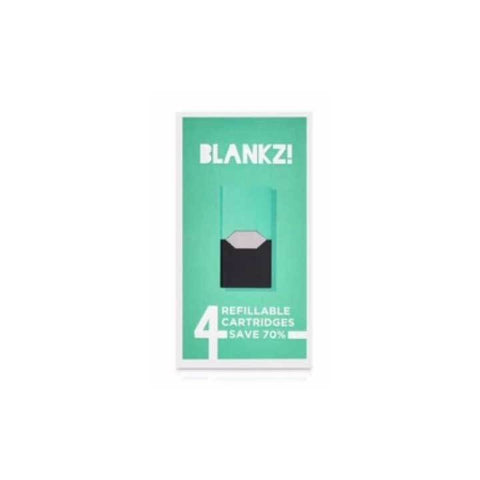 BLANKZ Refillable Compatible Pods