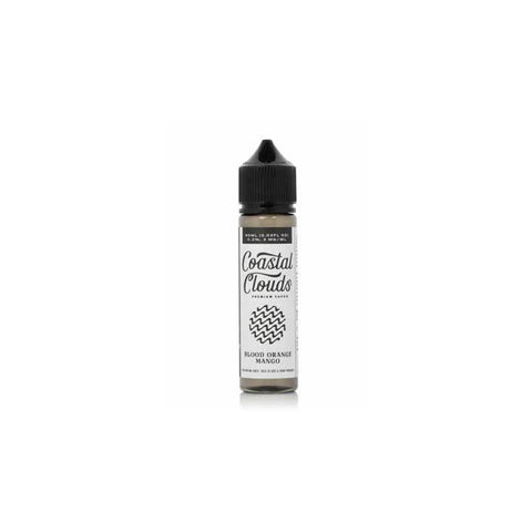 Blood Orange Mango - Coastal Clouds Co. - 60mL Vape Juice