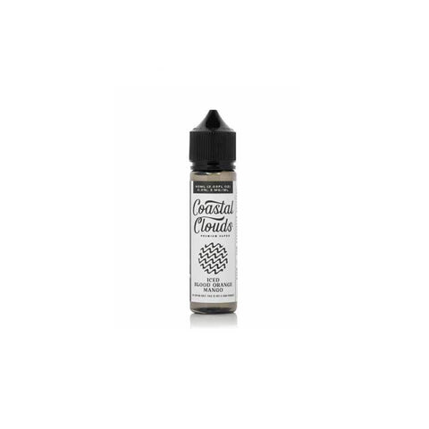 Blood Orange Mango Iced - Coastal Clouds Co. - 60mL Vape Juice