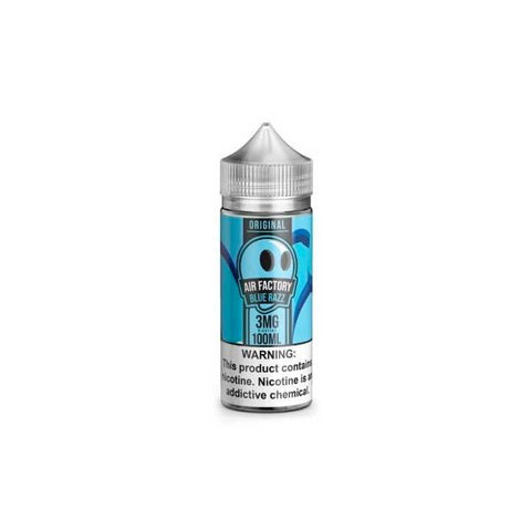 Blue Razz - Air Factory - 100mL Vape Juice