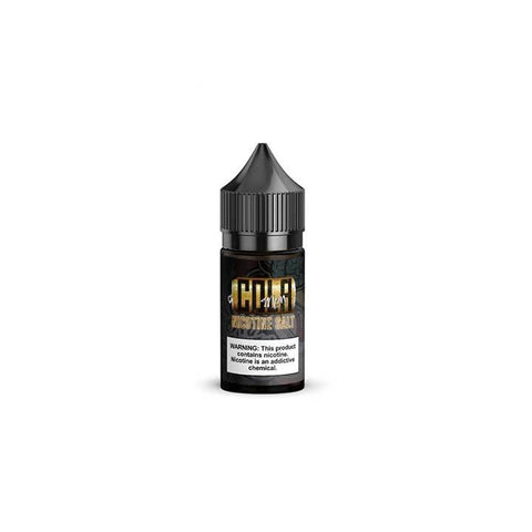 Cola Man Vanilla - Shijin Vapors - 30ml Salt Nic