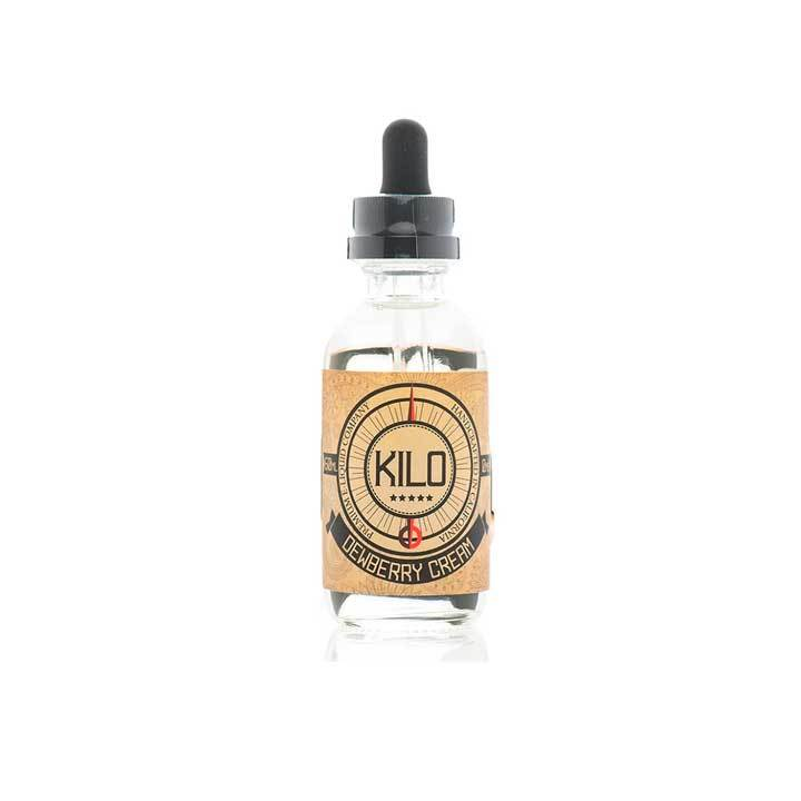 Dewberry Cream - KILO - 60ml Vape Juice