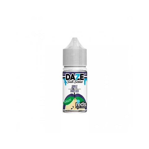 Grape ICED Reds Apple - 7 Daze SALT - 30mL Salt Nic