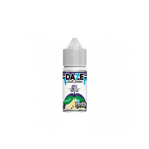 Grape Reds Apple - 7 Daze SALT - 30mL Salt Nic