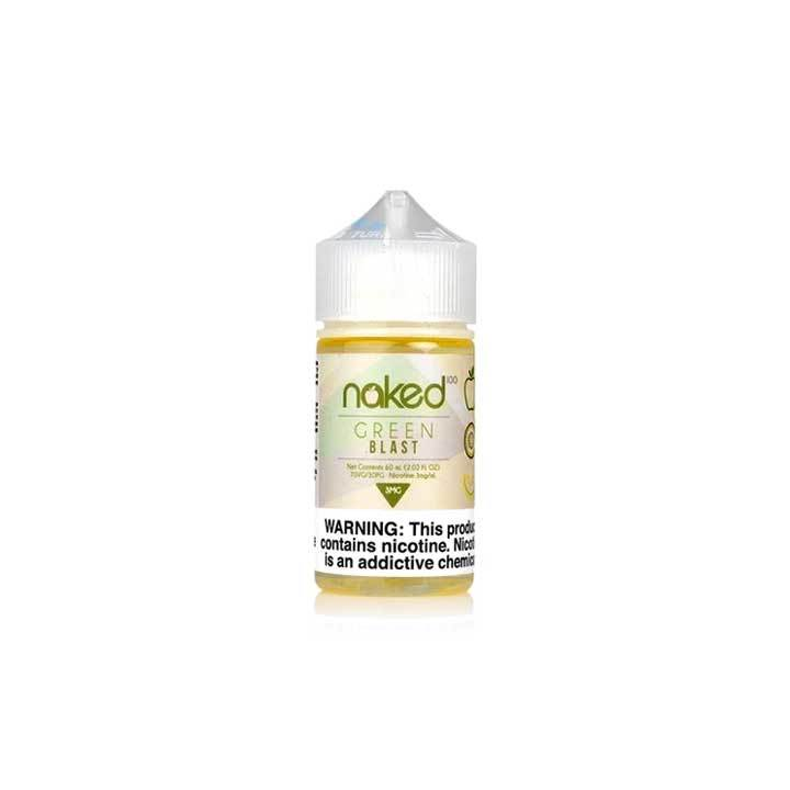 Green Blast - Naked 100 - 60mL Vape Juice