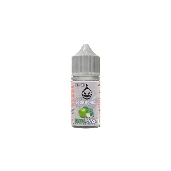Green Crack - Bomb Bombz - 30ml Salt Nic