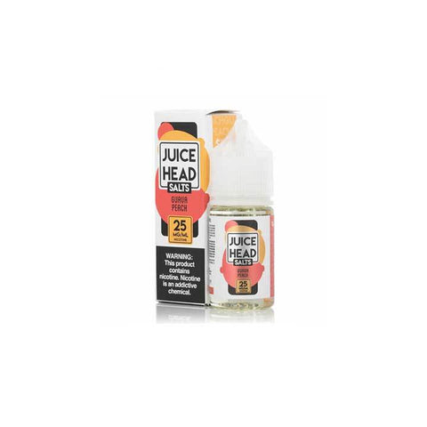 Guava Peach - Juice Head - 30ml Salt Nic