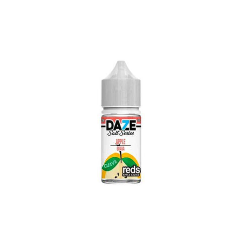 Guava Reds Apple - 7 Daze SALT - 30mL Salt Nic