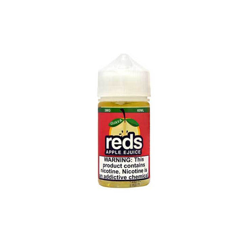 Guava Reds Apple eJuice - 7 Daze - 60mL Vape Juice
