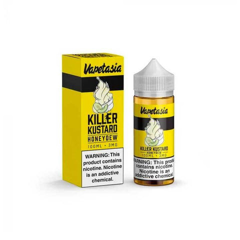 Honeydew Killer Kustard - Vapetasia - 100mL Vape Juice