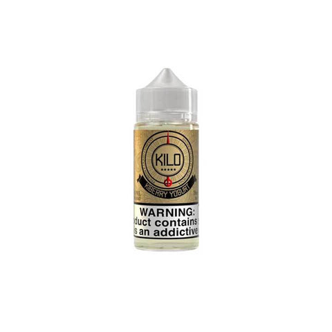 Kiberry Yogurt - KILO - 100ml Vape Juice