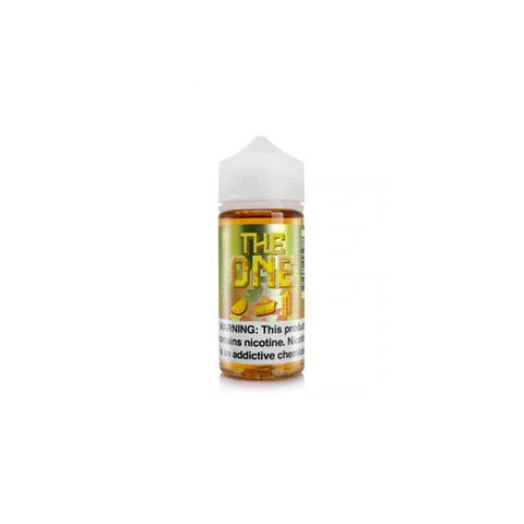 Lemon Crumble Cake - The One E-Liquid - 100mL Vape Juice