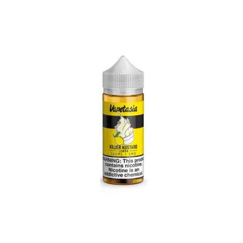 Lemon Killer Kustard - Vapetasia - 60mL Vape Juice