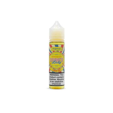 Lemon Tart - Dinner Lady - 60ml Vape Juice