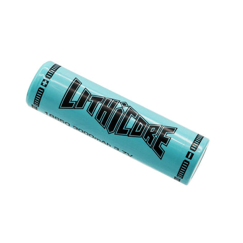 Lithicore 18650 Battery