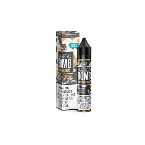 Mango Bomb ICED - VGOD - 30ml Salt Nic
