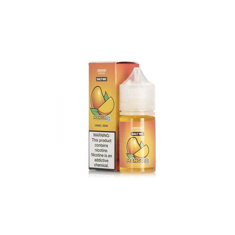 Mango Ice - ORGNX SALT - 30ml Salt Nic