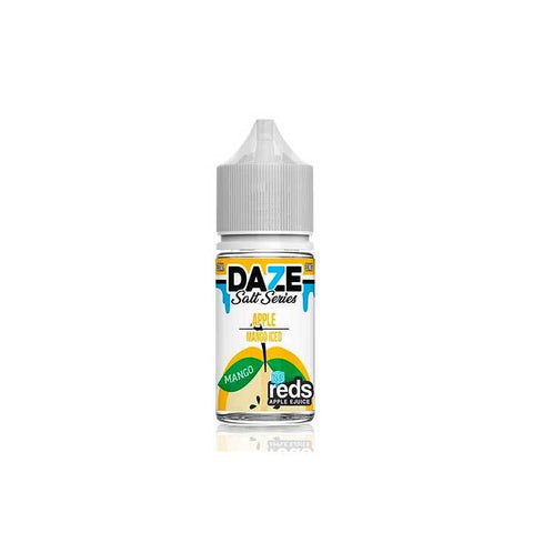 Mango ICED Reds Apple - 7 Daze SALT - 30mL Salt Nic