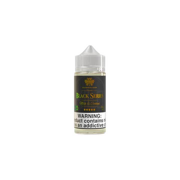 Milk & Cookies - KILO Black Series - 100ml Vape Juice