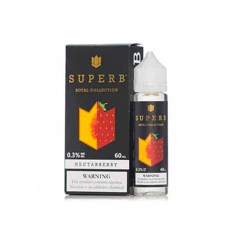 Nectarberry - Superb Royal Collection - 60mL Vape Juice