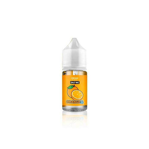 Orange Ice - ORGNX SALT - 30ml Salt Nic