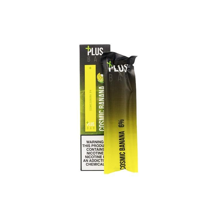 Plus Pods Plus Bar Disposable