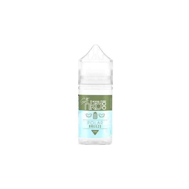 Polar Breeze - Naked 100 Salt - 30mL Salt Nic
