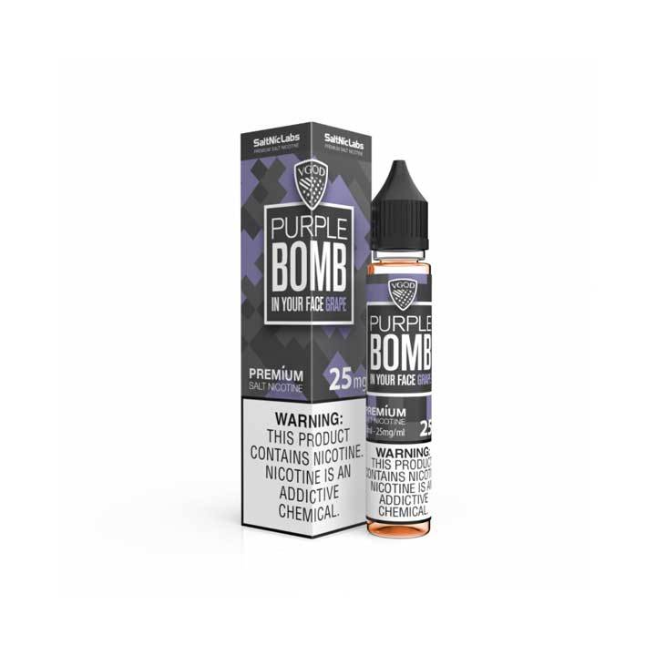 Purple Bomb - VGOD - 30ml Salt Nic
